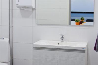 WC selkeä A21