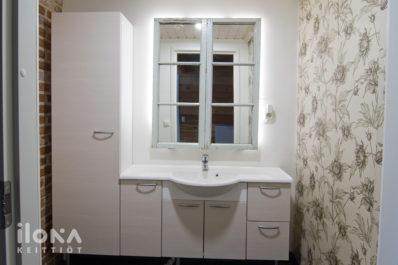 WC klassinen romanttinen A18